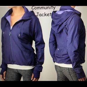 RARE Lululemon Community Jacket